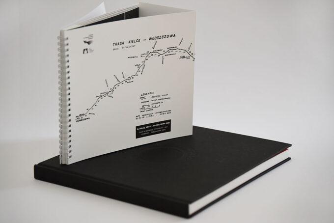 katalog w promocji przy zakupie albumu Fotografia Pawła Pierścińskiego