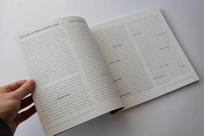 21 Katalog Definicja Przestrzeni 4 Miedzynarodowe Biennale Fotografii 6