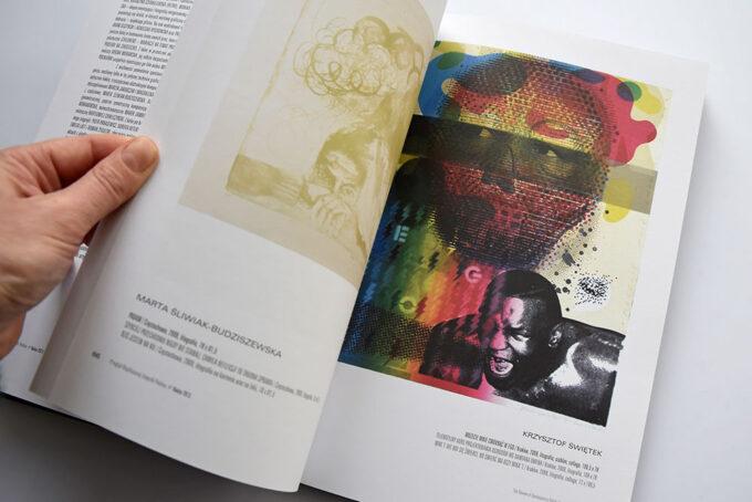 23 Katalog Przegląd Wspolczesnej Litografii Polskiej 2013 6