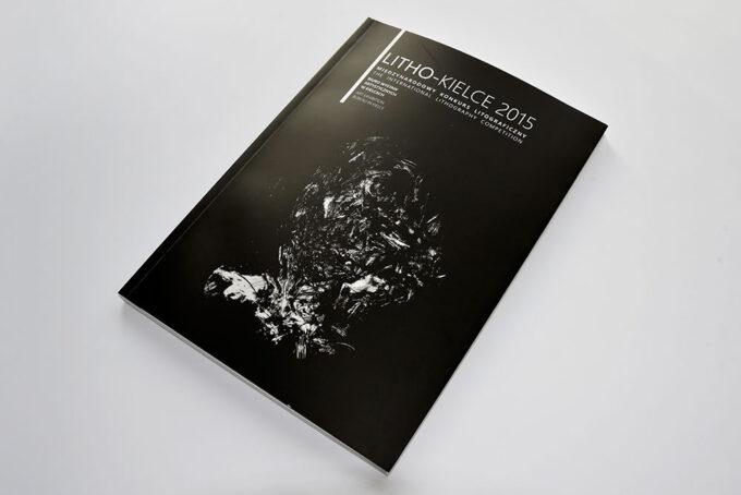 okładka katalogu Litho Kielclogue 2015