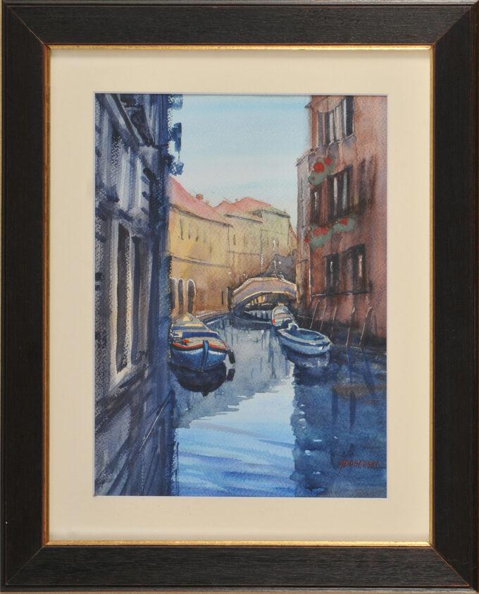 Wenecja Kanał