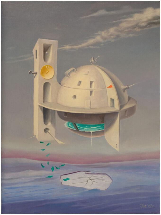 surrealizm Edward Tuz Propaga