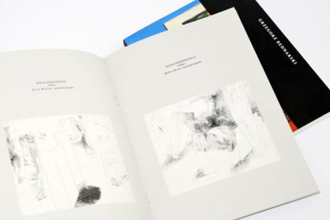 Grzegorz Bednarski Katalog 8